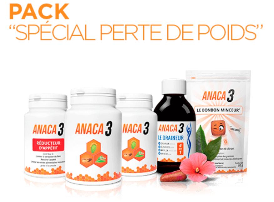 Pack perte de poids Anaca3