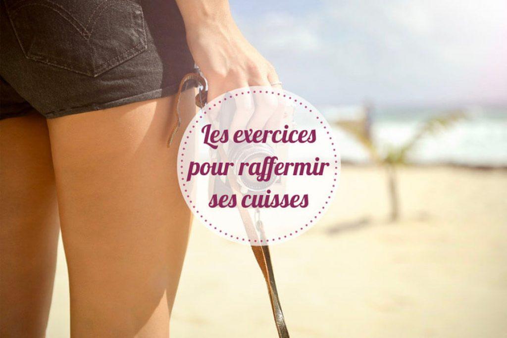 Exercices pour raffermir cuisses