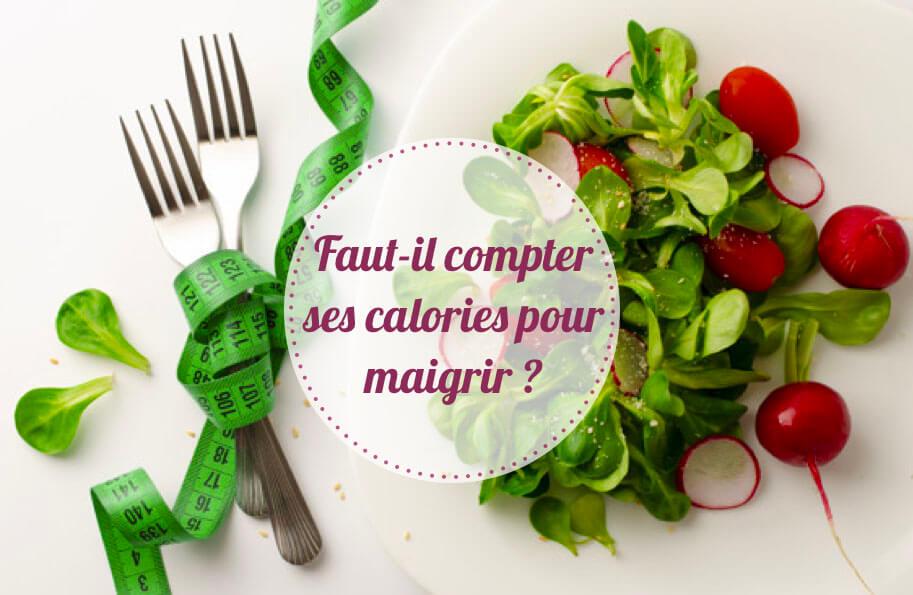 Comptage calories