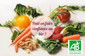 Faire confiance produits bio