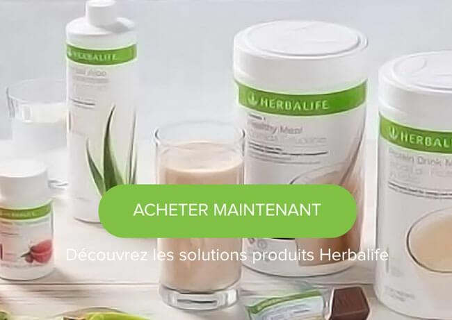 Produits Herbalife