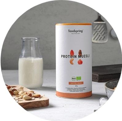 Protein muesli Foospring