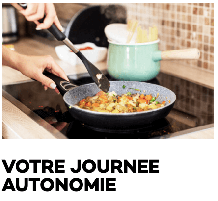 Journee autonome